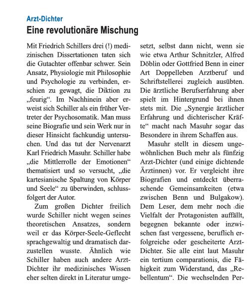 Ärzteblatt Revolution